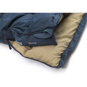 Nomad Blazer Classic Sac de couchage, dark navy/dark sand